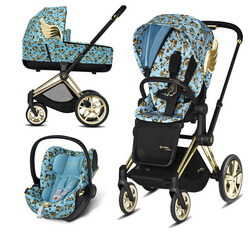 Cybex Priam Cherubs by Jeremy Scott