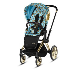 Cybex Priam Cherubs by Jeremy Scott (прогулочная)