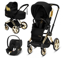 Cybex Priam III, Wings by Jeremy Scott (3-в-1)