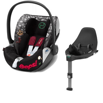Cybex Cloud Z i-Size, Rebellious - Rebelious + Isofix Base Z