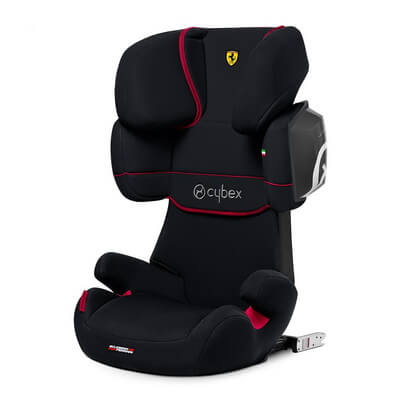 Cybex Solution X2-Fix - Scuderia Ferrari
