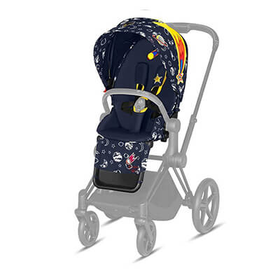 Cybex Priam III Seat Pack - Space Rocket by Anna K