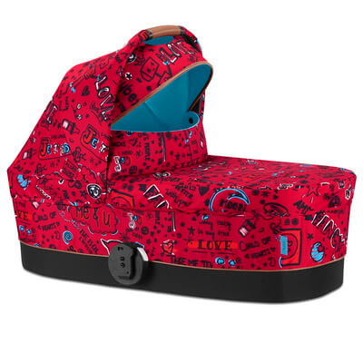 Cybex S Carrycot, Values For Life - люлька для новорожденного - Values For Life - Love