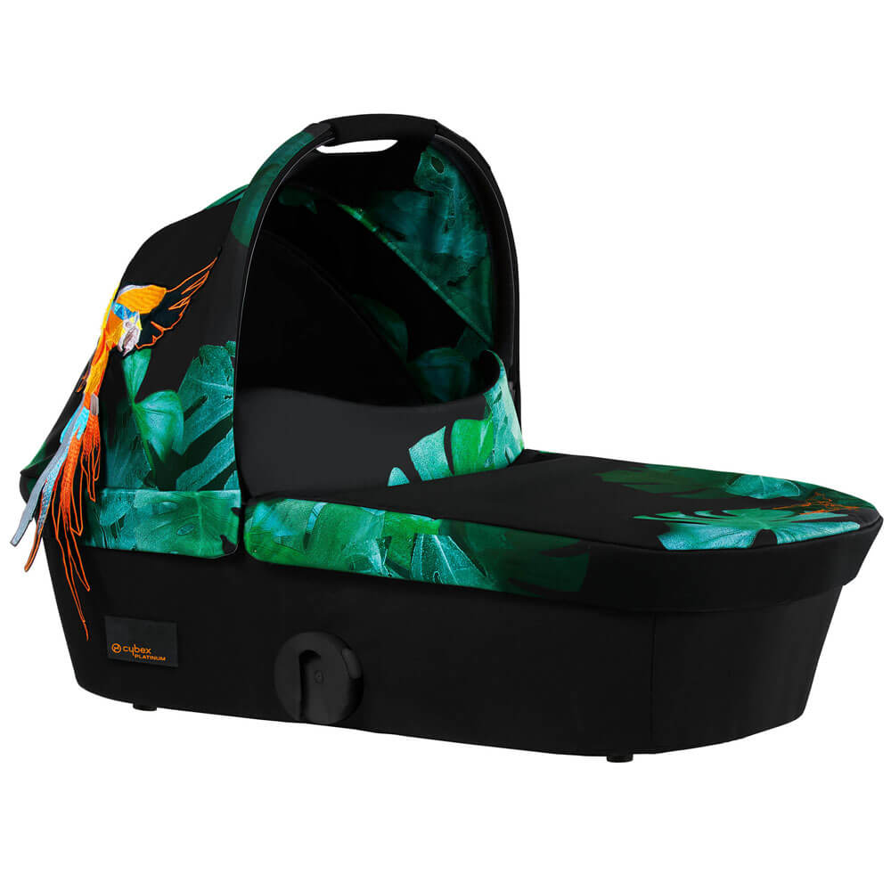 Cybex Mios Carrycot - Birds Of Paradise - Birds Of Paradise