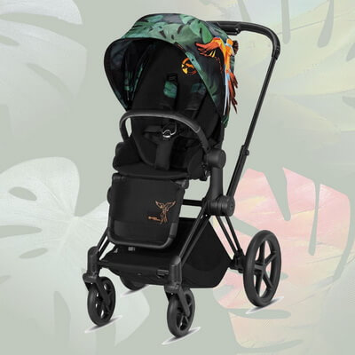 Cybex Priam III, Birds of Paradise (прогулочная)
