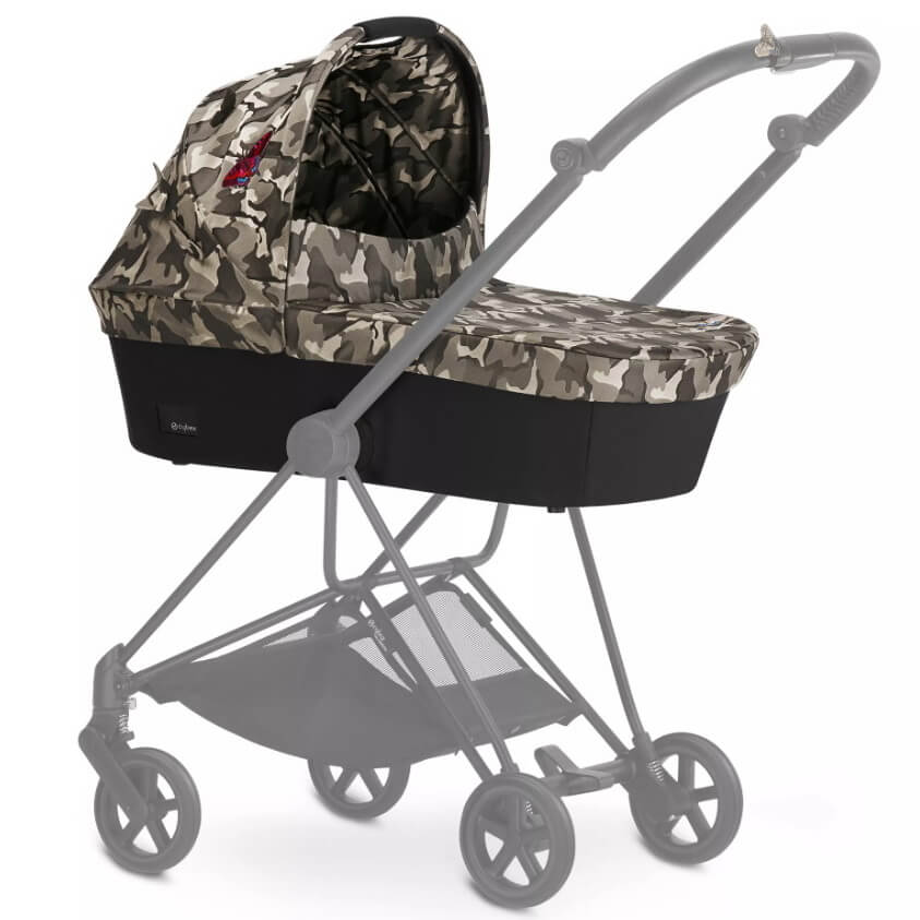 Cybex Mios Carrycot - Butterfly