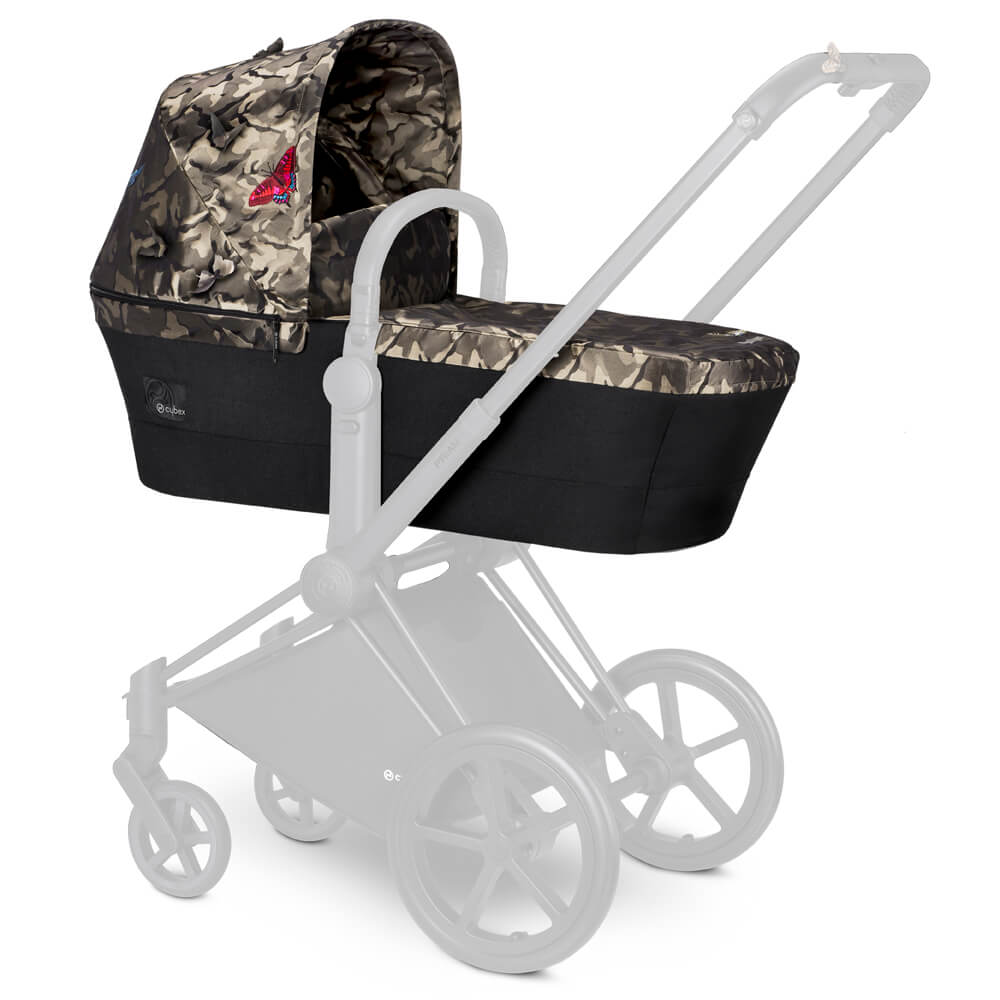 Cybex Priam Carrycot Butterfly - люлька для Priam Lux