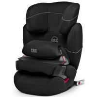 Cybex Aura-Fix - Pure Black