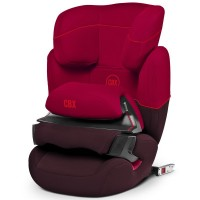 Cybex Aura-Fix - Rumba Red