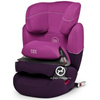 Cybex Aura-Fix - Purple Rain