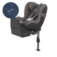 Cybex Sirona Z i-Size + Base Z - PLUS Manhattan Grey