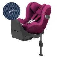 Cybex Sirona Z i-Size + Base Z - PLUS Passion Pink