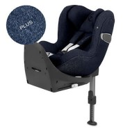 Cybex Sirona Z i-Size + Base Z - PLUS Midnight Blue
