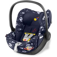 Cybex Cloud Q, Space Rocket by Anna K - Space Rocket by Anna K