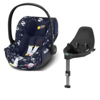 Cybex Cloud Z i-Size, Space Rocket by Anna K - Space Rocket by Anna K + база Isofix