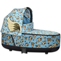 Cybex Priam Carrycot - Cherubs by Jeremy Scott - Blue