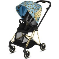 Cybex Mios, Cherubs by Jeremy Scott - Blue
