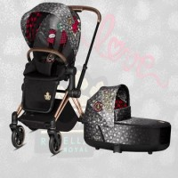 Cybex Priam III, Rebellious (2-в-1) - Rebellious - Rose Gold