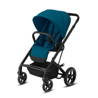 Cybex Balios S Lux - River Blue - Black Frame
