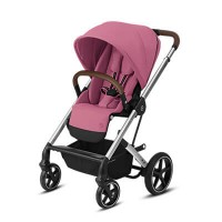 Cybex Balios S Lux - Magnolia Pink - Silver Frame