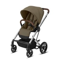 Cybex Balios S Lux - Classic Beige - Silver Frame