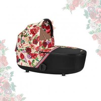 Cybex Mios Carrycot, Spring Blossom - люлька для Mios - Spring Blossom Light