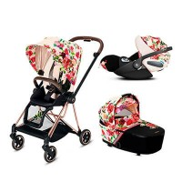 Cybex Mios, Spring Blossom (3-в-1) - Spring Blossom Light