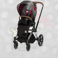 Cybex Priam III, Rebellious (Прогулочная) - Rebellious / Chrome-Brown